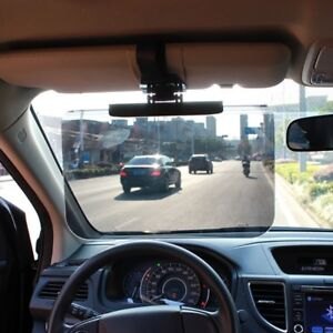 Car Shade Sun Visor Shield Extension Extend Driving Window Windshield Sunscreen