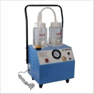 Medical Suction Machine With Plastic Jar Electric