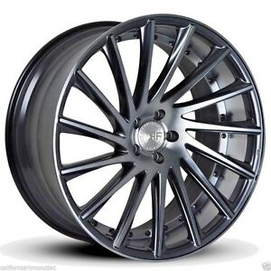 22 Rf16 Staggered Concave Wheels Rims For Bentley Continental Gt