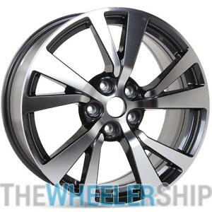 New 18 Alloy Replacement Wheel For Nissan Maxima 2016 2017 2018 Rim 62721