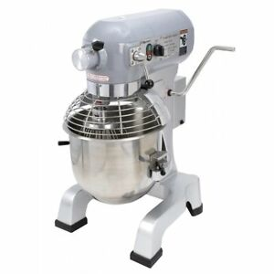 Commercial Kitchen 20 Qt Planetary Food Mixer Heavy Duty