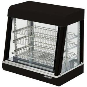 Commercial Countertop Heated Display Food Warmer 26