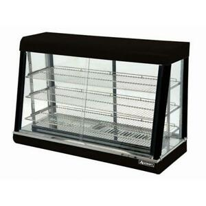 Commercial Countertop Heated Display Food Warmer 48