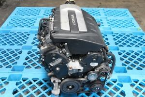 Jdm Honda Accord Euro R Cl7 K20a Acura Tsx Engine And 6 Speed Transmission