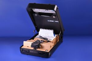 Eyecom 2100 Portable Microfiche Microfilm Viewer W Battery Option New In Box
