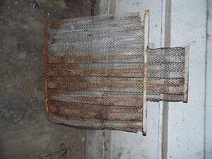 International 606 Tractor Front Grill