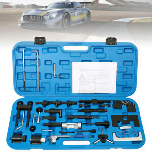 Fit Audi Vw Engine Belt Adjust Locking Timing Tool Kit Vag Petrol Diesel Set Ups