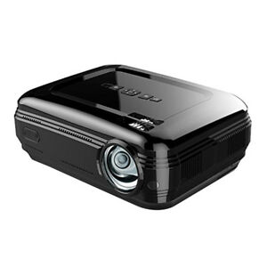 Mini Lcd led Home Theater Support Projector 1080p Hdmi Tv Usb