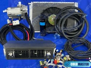 A C Kit Universal Underdash Evaporator 432 14x20 Cond With New Electric Harness