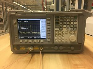 Agilent Keysight E4402b Spectrum Analyzer 9khz 3ghz Working as is
