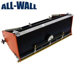 Drywall Master 12 High capacity Flat Box For Sheetrock Taping And Finishing