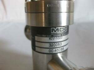 Mdc 320053 Nw25 Inline Manual Valve