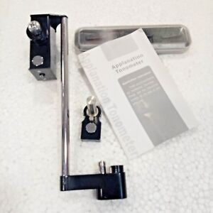 New Listing Haag Streit Applanation Tonometer At15 With Mount Prism Free Ship