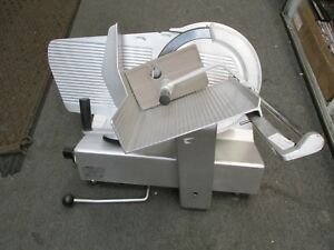 Bizerba Manual Meat Deli Slicer Se 12