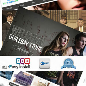 2018 Compliant Ebay Storefront And Listing Template Ebay Listing Template