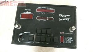 Namco Micro pls Programmable Limit Switch Controller Prog