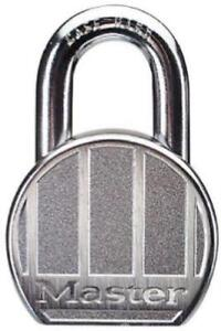 2 1 2 Zinc Die Cast Round Body High Security Padlock Only One