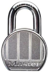 2 Zinc Die Cast Round Body High Security Padlock Only One