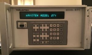 Wavetek Model 271 Pulse function Generator