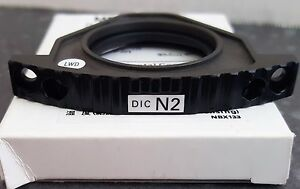 Nikon Dic N2 Lwd T c Eclipse Microscope Condenser Prism Meh52110