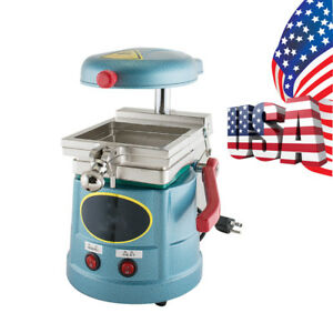 Usa 110v Dental Vacuum Forming Molding Machine Former Heat Thermoforming 1000w