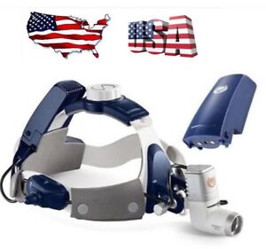 5w Dental Led Headlight Surgical Medical Headlamp All in one Kd 202a 7 2013