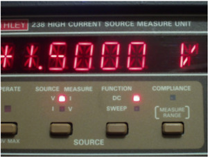 Keithley 238 High Current Source Measure Unit
