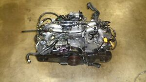 1998 1999 2000 2001 2002 2003 2004 2005 Subaru Forester 2 0l Replacement Engine