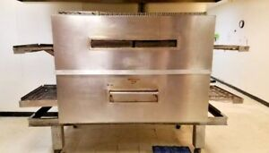 Commercial Mastermatic blodgett Conveyor Oven Pizza Pride Model Mg 32 2 N Gas