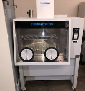 Thermotron Cds 5 Controller Atmosphere Cytogenics Environmental Drying Chamber