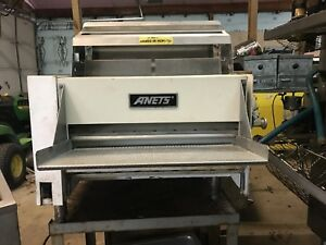 Anets Sdr 30 20 Double Pass Dough Roller Sheeter