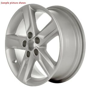 1 New 17 Alloy Wheels Rims For 2012 2013 2014 Toyota Camry C8121