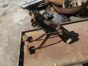 67 Chevy Pickup Clutch And Brake Pedal Assembly