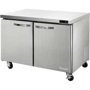 Blue Air Commercial Undercounter Work Top Freezer 37