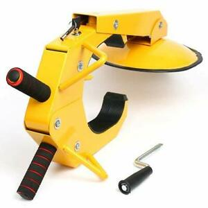Anti Theft Wheel Lock Clamp Boot Tire Claw Parking Car Truck Suv Boat Trailer