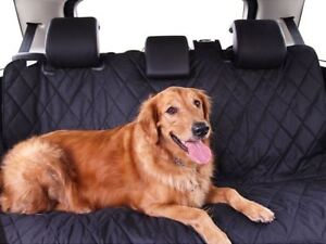 Car Seat Cover For Pets Dogs And Cats bench Protector For Cars Trucks And Vans