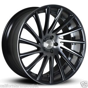 22 Rf16 Staggered Wheels Rims For Bmw F12 F13 640 650 Gran Coupe 2012 2018