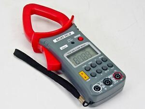 Right tech True Rms Clamp Meter Ac dc Current To 600a 3 3 4 Digit Lcd 53341