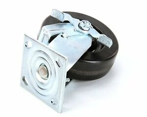 Vulcan Hart 343634 1 Swivel Caster With Brake For Electric Convection Oven 7