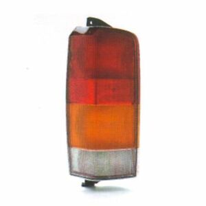 Tail Light nsf Certified Left Autozone lkq parts Fits 1997 Jeep Cherokee