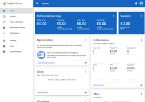 Google Adsense Pin Verify Uk Non Hosted Account For Website