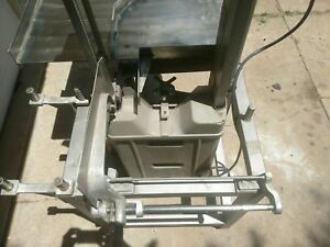 Hobart Commercial Meat And Bone Band Saw