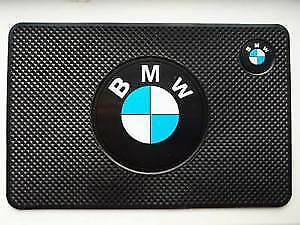Bmw Logo Car Anti Non Slip Mat Pad Dashboard Sticky Holder Mobile Phone B M W