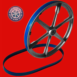 2 Blue Max Ultra Duty Urethane Band Saw Tires For Delta 8 Bench Top Band Saw