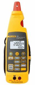 Fluke 772tcal Process Clamp Meter With A Nist traceable Calibration Certificate