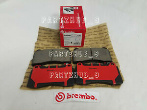 Brembo Front Brake Pads For Subaru Chevy Shelby Genesis Lancer Wrx Sti