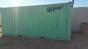 Used 20 Ft Shipping And Storage Container For Sale