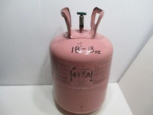 R 410a Refrigerant 18 Lb 13 Oz Cylinder Certification Required Per Us Epa