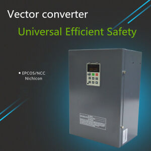 3 Phase 380v 30kw Vector Frequency Inverter Vfd Frequency Converter Ac Drive