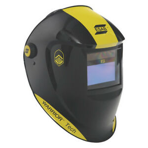 Esab Warrior Tech Auto Darkening Welding Helmet Shade 9 13